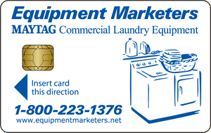 EM Laundry Smart Card